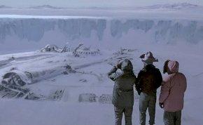 Horrorisztikus, rejtélyes lény szabadult el az Antarktiszon