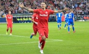 Szoboszlai Dominik az év játékosa Ausztriában!