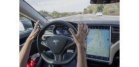 A Tesla közel jár a teljesen önvezető járműtechnológia megvalósításához
