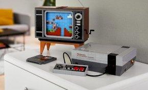 Jön a LEGO-ból megépíthető Nintendo a klasszikus Super Marióval – videó