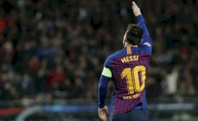 Lionel Messi ebben a szezonban is elképesztően teljesített