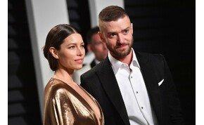 Titokban megszületett Justin Timberlake és Jessica Biel második gyermeke
