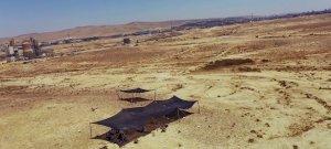Százezer éves kőszerszámkészítő műhelyt találtak Izraelben
