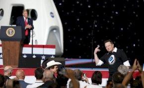 Túl van első kísérleti repülését Elon Musk Starship-je – videó