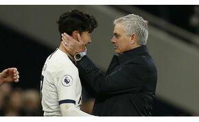 José Mourinho dél-koreai labdarúgója rúgta az év gólját Angliában – videó