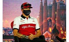 Kimi Räikkönennél még senki sem vezetett több kilométert a Forma-1-ben
