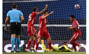 A Lyont is legyőzte a Bayern München, jöhet a BL-döntő