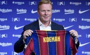 Az új Barca-edző ezekkel a játékosokkal erősítené csapatát