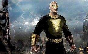Dwayne Johnson belengette Black Adam és Superman összecsapását