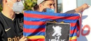 A Barca-elnök lemond, ha Lionel Messi marad