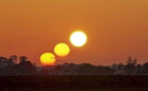 Extrém meleg és az év legmelegebb napja után jön az extrém csapadék