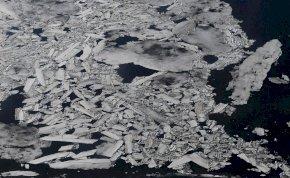Évezredek óta nem volt annyira kicsi a bering-tengeri jég, mint az elmúlt két évben