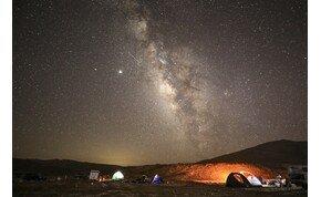 Aranyásás közben százmillió éves meteoritkráterre bukkantak