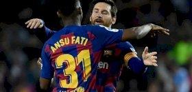 A Barcelona tinisztárja sorra dönti a rekordokat