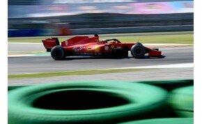 A Ferrari egyedi festéssel készül 1000. Forma-1-es versenyére
