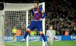 """""""Messi önmagában nem elég a Barcelonának"""""""