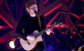 Húszmillió forintért kelt el Ed Sheeran demója