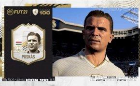 FIFA21: Puskás Öcsié a legnagyobb érték az új játékosok között