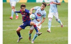 Újabb játékossal közölte a Barca-edző, hogy nem számít rá