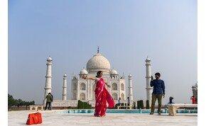 Eddigi lehosszabb zárvatartása után újra nyitva a Tadzs Mahal