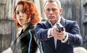 Idén már nem kerül moziba a Fekete Özvegy, de James Bond is veszélyben van