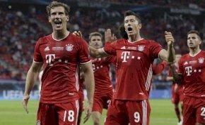 Hosszabbításban szerzett góllal nyert Szuperkupát a Bayern München