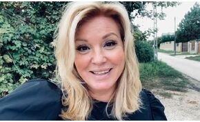 Liptai Claudia legyőzte a koronavírust, de még vannak tünetei – videó