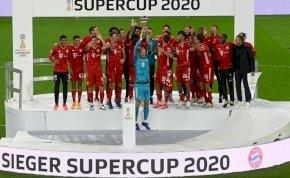 5/5: Kimmich groteszk góljával nyert német Szuperkupát a Bayern München – videó