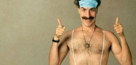 Borat őrültebb, mint valaha – megérkezett a Borat 2 sokkoló előzetese