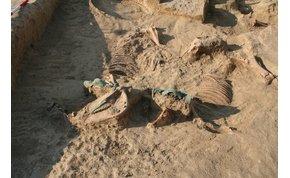 Elképesztő dolgot találtak Pécs mellett a föld alatt