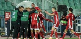 Győzött a válogatott Bulgáriában, már csak egy lépésre az Európa-bajnokság