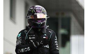 Forma-1: Hamilton győzött és utolérte Schumacher rekordját