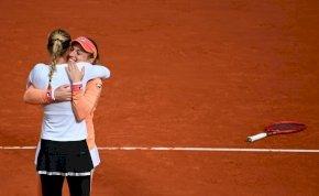 Roland Garros-győztes párosban Babos Tímea!