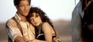 Brendan Fraser majdnem meghalt a Múmia forgatásán