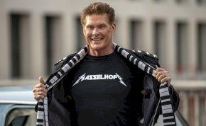 Hivatalos: David Hasselhoff lesz az új Superman