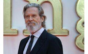 """Szörnyű hírt közölt Jeff Bridges: """"Limfómát diagnosztizáltak nálam"""""""