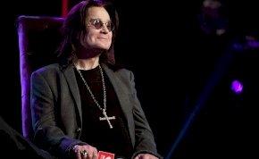 Budapesten lép fel Ozzy Osbourne