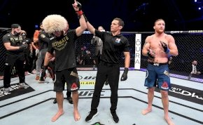 Conor McGregor és Ronaldo is üzent a visszavonult UFC-legendának
