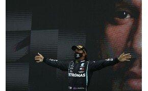 Így lett egyeduralkodó Lewis Hamilton