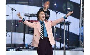 Aranyat ér Harry Styles új klipje