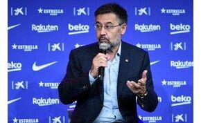Lemondott a Barcelona elnöke, de mi következik ezután?