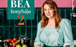 Megjelent Gáspár Bea második szakácskönyve