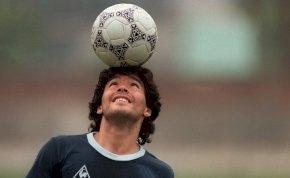 Diego Maradona 60 éves