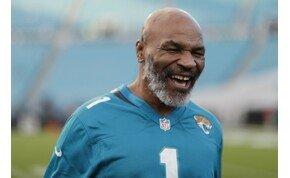 A Sport TV-n tér vissza Mike Tyson!