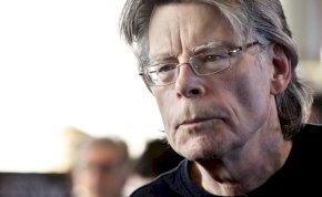 Rettenetes hírt kaptak Stephen King rajongói