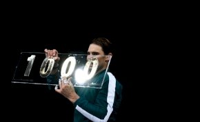 Rafael Nadal már 1000 győzelemnél jár