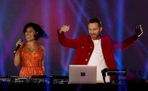 MTV EMA: így zenélgetett David Guetta a Széchenyi Gyógyfürdőben