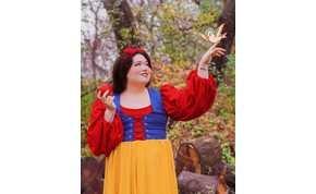 Eljött a plus-size Disney hercegnők kora? – fotósorozat
