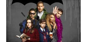 Hivatalos: a Netflix berendelte Az Esernyő Akadémia 3. évadát