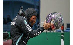 Forma-1: Győzelemmel lett világbajnok Lewis Hamilton